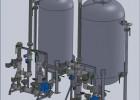 Установки ионного обмена воды WTS-RUNTECH-ION